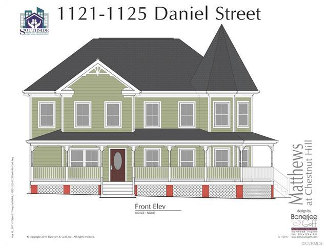 1121 Daniel Street, Richmond, VA 23222 (MLS #1724120) :: Chantel Ray Real Estate