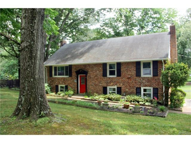 9350 Southport Drive, North Chesterfield, VA 23235 (MLS #1724756) :: The RVA Group Realty