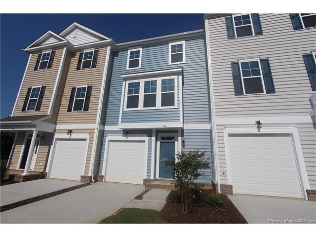 502 Prospeity Court #24, Williamsburg, VA 23188 (MLS #1726698) :: RE/MAX Action Real Estate