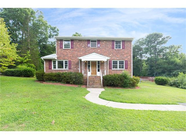 8413 Bronwood Road, Henrico, VA 23229 (MLS #1728089) :: The RVA Group Realty
