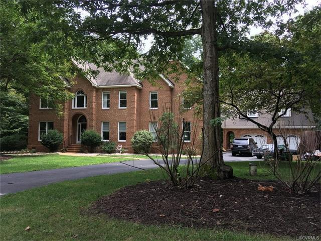 9307 Oak Trail, Ashland, VA 23005 (#1729013) :: Resh Realty Group