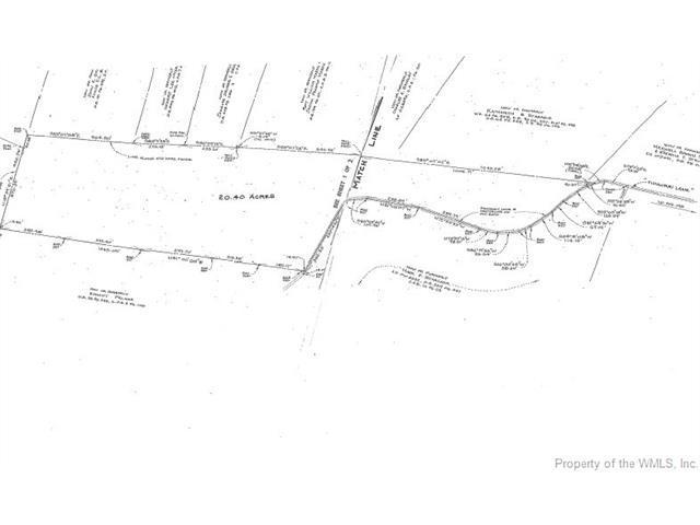 20+ acres Viadurri Lane, Dutton, VA 23050 (#1729849) :: Abbitt Realty Co.