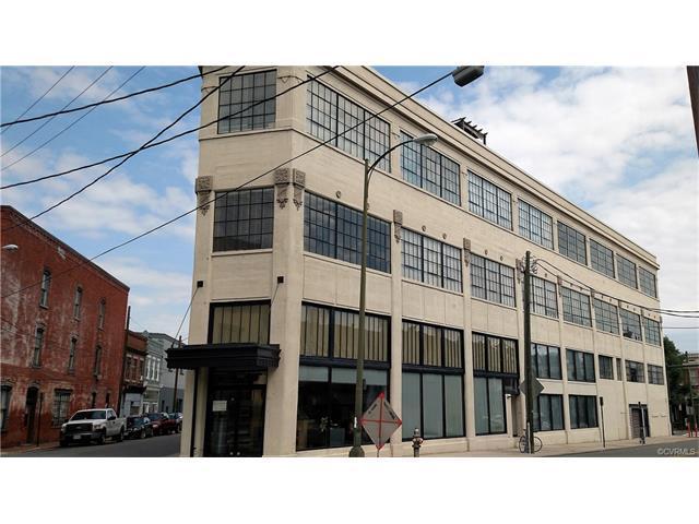 101 W Marshall Street #22, Richmond, VA 23220 (MLS #1730883) :: Small & Associates