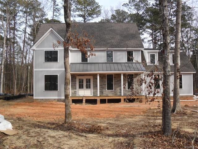215 E Brook Run Drive, Goochland, VA 23238 (MLS #1731632) :: Chantel Ray Real Estate