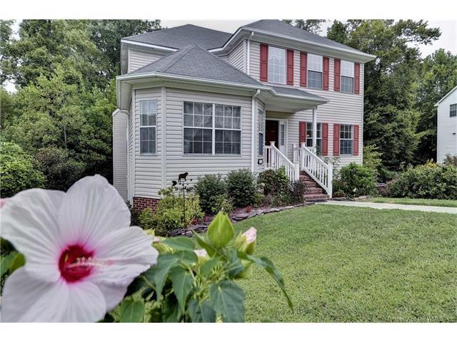 105 Haymaker Place, Williamsburg, VA 23185 (MLS #1731911) :: Chantel Ray Real Estate