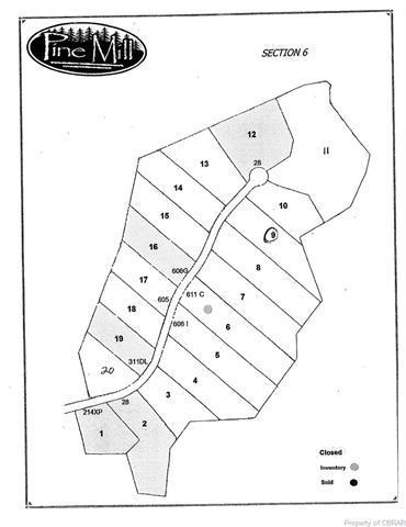 Lot 9 Poplar Ridge Drive, Gloucester, VA 23061 (#1733424) :: Resh Realty Group