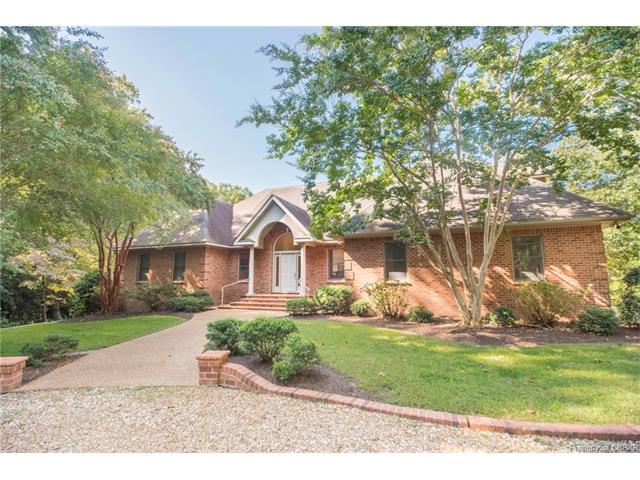 816 Wilton Creek Road, Hartfield, VA 23071 (MLS #1733456) :: Chantel Ray Real Estate