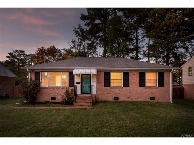 2910 Overton Road, Henrico, VA 23228 (MLS #1734757) :: The RVA Group Realty
