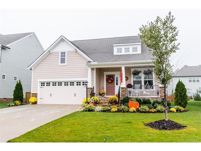 13537 Providence Run Road, Hanover, VA 23005 (MLS #1736249) :: The RVA Group Realty