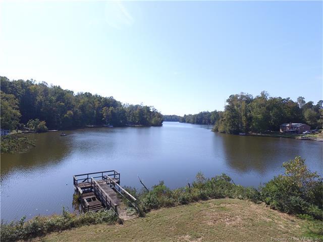 .78 Acre Lakeshore Court, Quinton, VA 23141 (MLS #1736646) :: Chantel Ray Real Estate