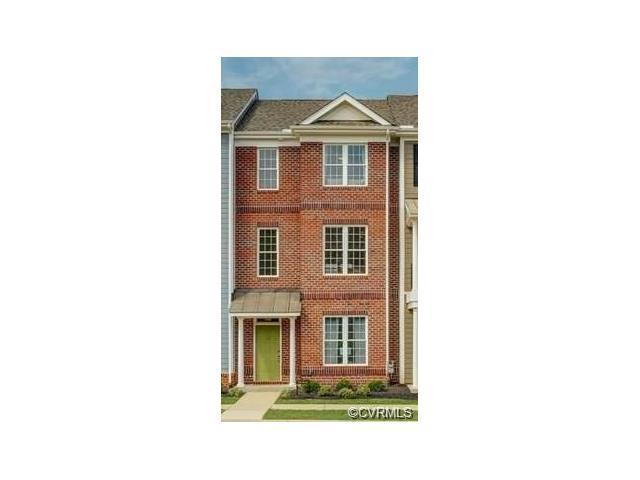 14235 Michaux Village Drive #8, Midlothian, VA 23113 (MLS #1737745) :: RE/MAX Action Real Estate
