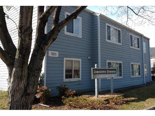 101 Lake Powell Road L, Williamsburg, VA 23185 (MLS #1737786) :: Chantel Ray Real Estate