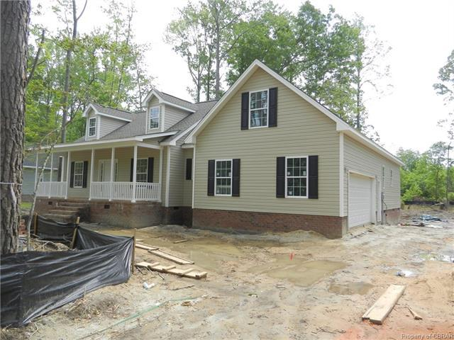 8421 Thomas Jefferson Way, Gloucester, VA 23061 (#1739230) :: Abbitt Realty Co.