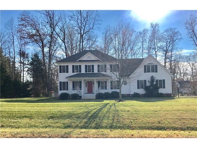 1650 Olde Links Drive, Powhatan, VA 23139 (MLS #1742581) :: Chantel Ray Real Estate