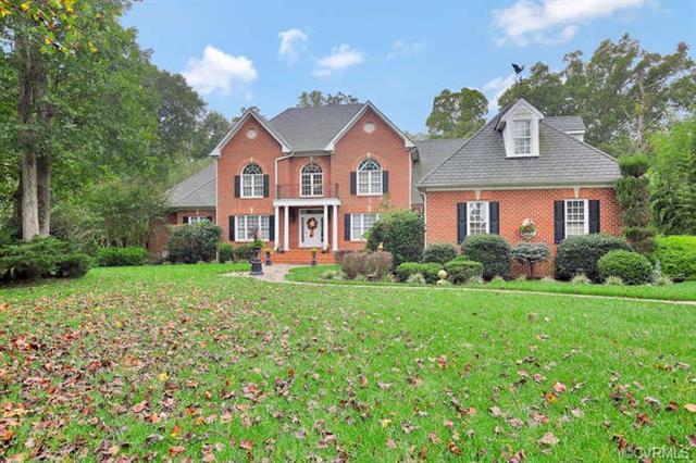 9518 Park Bluff Court, Chesterfield, VA 23838 (#1800220) :: Abbitt Realty Co.