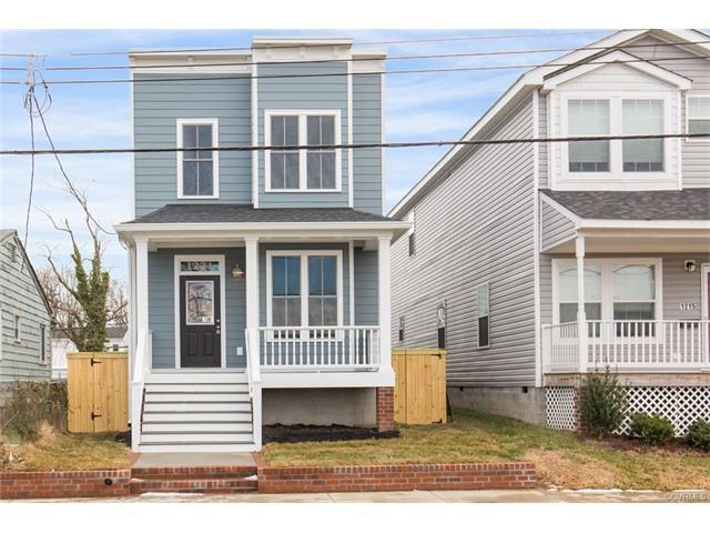 1221 N 26th Street, Richmond, VA 23223 (MLS #1801121) :: Explore Realty Group