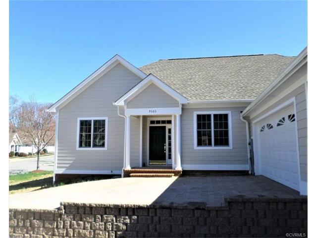 9303 Amberleigh Circle #9303, Chesterfield, VA 23236 (MLS #1801414) :: Chantel Ray Real Estate