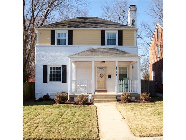 3908 Brook Road, Richmond, VA 23227 (MLS #1801429) :: Small & Associates