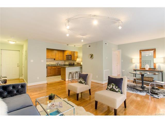2100 Grove Avenue #14, Richmond, VA 23220 (MLS #1801487) :: The RVA Group Realty