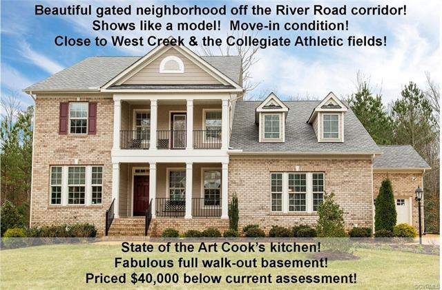 164 Buttonbush, Richmond, VA 23238 (MLS #1801769) :: Chantel Ray Real Estate