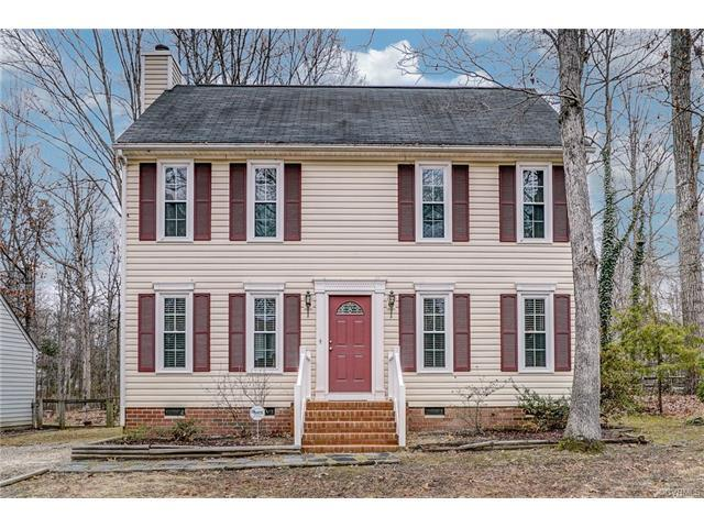 2411 Crosstimbers Place, Midlothian, VA 23112 (MLS #1801795) :: EXIT First Realty