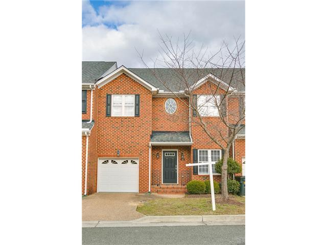 2010 Deep Ridge Court #2010, Henrico, VA 23233 (MLS #1802056) :: RE/MAX Action Real Estate