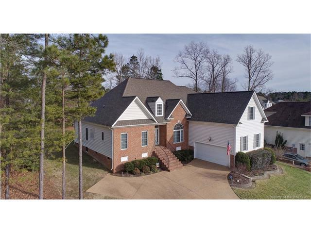 4208 Haymarket Lane, Williamsburg, VA 23188 (MLS #1802063) :: The Ryan Sanford Team