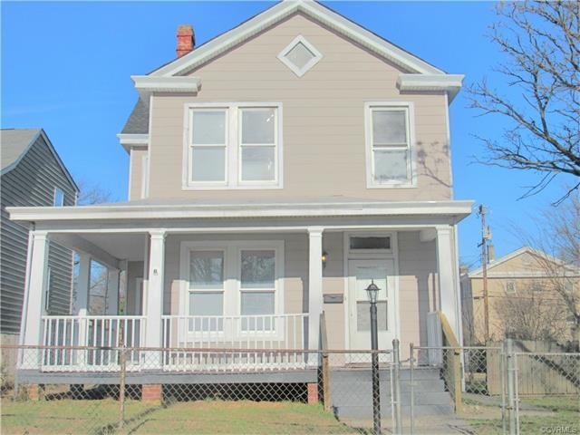 2205 Gordon Avenue, Richmond, VA 23224 (MLS #1802910) :: Small & Associates