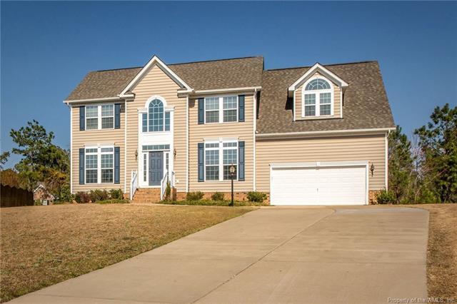 3225 Lytham Court, Williamsburg, VA 23168 (MLS #1803765) :: Chantel Ray Real Estate