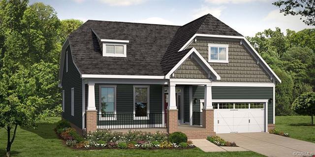 2405 Gold Leaf Circle #29, Henrico, VA 23233 (MLS #1803809) :: RE/MAX Action Real Estate