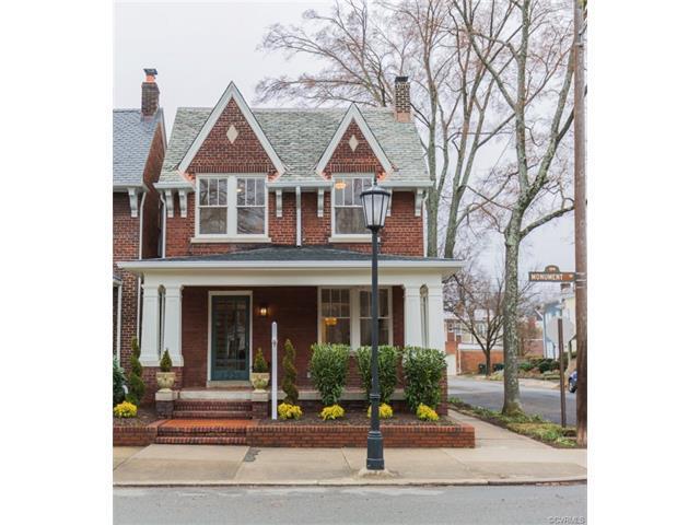 3225 Monument Avenue, Richmond, VA 23221 (MLS #1804634) :: Small & Associates