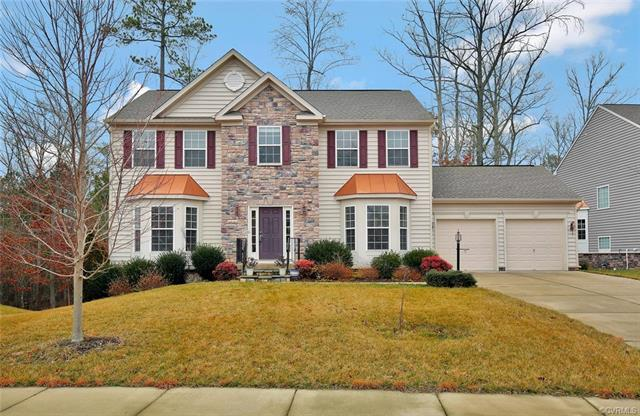 7019 Swanhaven Drive, North Chesterfield, VA 23234 (MLS #1804720) :: RE/MAX Action Real Estate