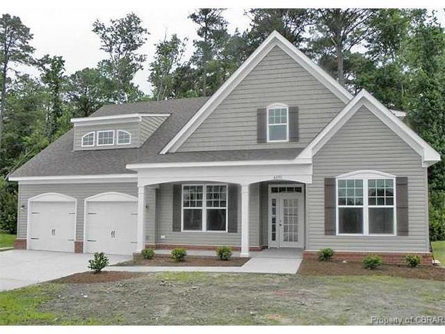 Lot 23 Roland Smith Drive, Gloucester, VA 23061 (#1804866) :: Abbitt Realty Co.