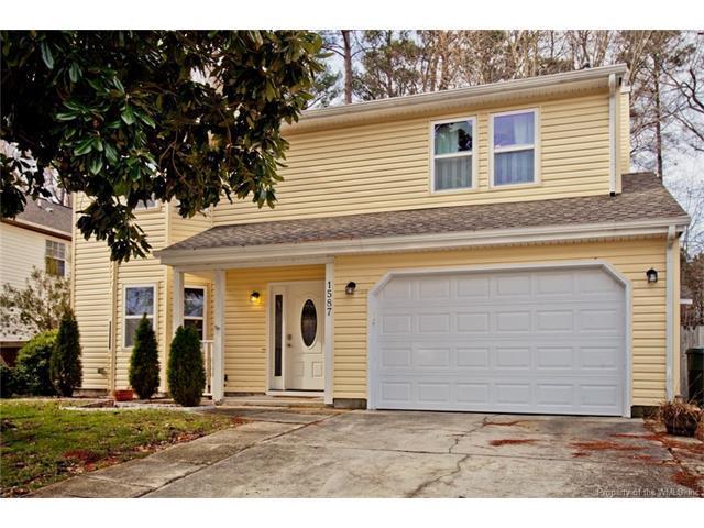 1587 Winthrope Drive, Newport News, VA 23602 (MLS #1805286) :: RE/MAX Action Real Estate