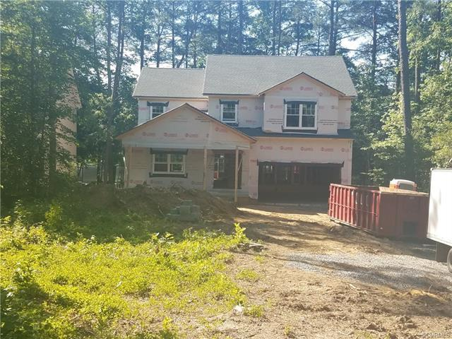 482 Lake Caroline Drive, Ruther Glen, VA 22546 (#1805526) :: Abbitt Realty Co.
