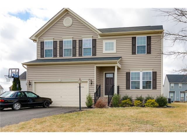3008 Pendragon Trail, Henrico, VA 23231 (MLS #1805627) :: Chantel Ray Real Estate