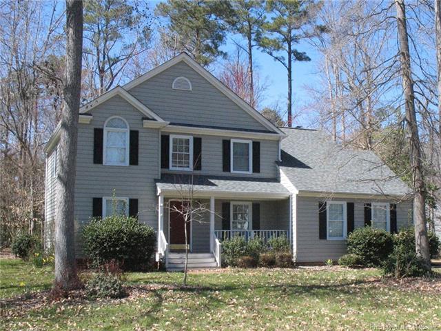 3004 Lethbridge Lane, Williamsburg, VA 23185 (MLS #1805755) :: Chantel Ray Real Estate