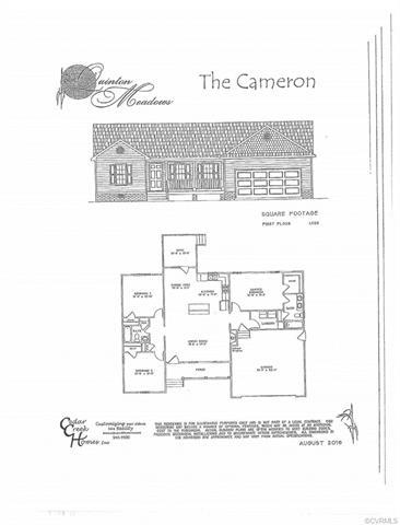 Lot 8 Davis Glade, Quinton, VA 23141 (#1806123) :: Abbitt Realty Co.