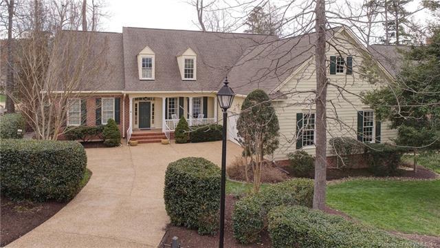 232 St Cuthbert, Williamsburg, VA 23188 (MLS #1806555) :: RE/MAX Action Real Estate