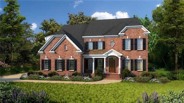 12717 Ellington Woods Place, Glen Allen, VA 23059 (MLS #1807026) :: EXIT First Realty
