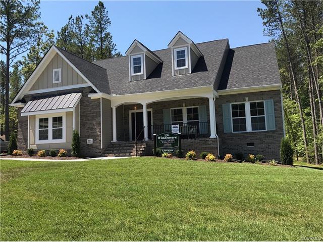 6913 Carden Park Drive, Moseley, VA 23120 (MLS #1807117) :: Chantel Ray Real Estate