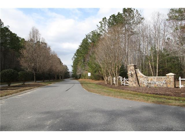 Lot 24 Riverwatch Drive, Gloucester, VA 23061 (#1807615) :: Resh Realty Group