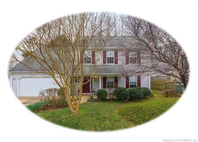 4021 Driftwood Way, Williamsburg, VA 23188 (MLS #1808108) :: Explore Realty Group