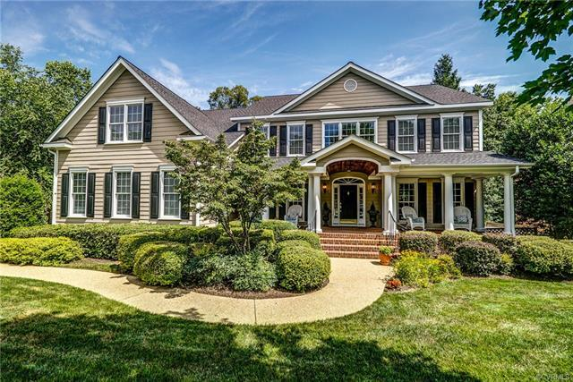 12156 Morestead Court, Glen Allen, VA 23059 (MLS #1808194) :: EXIT First Realty