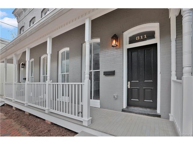 811 Idlewood Avenue, Richmond, VA 23220 (MLS #1808204) :: Small & Associates
