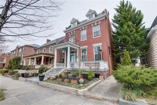 2602 Park Avenue, Richmond, VA 23220 (MLS #1808293) :: The RVA Group Realty