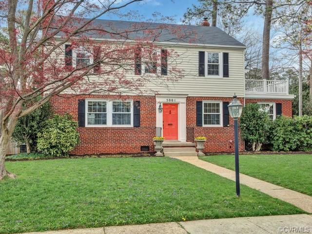 5001 New Kent Road, Richmond, VA 23225 (MLS #1808616) :: The RVA Group Realty
