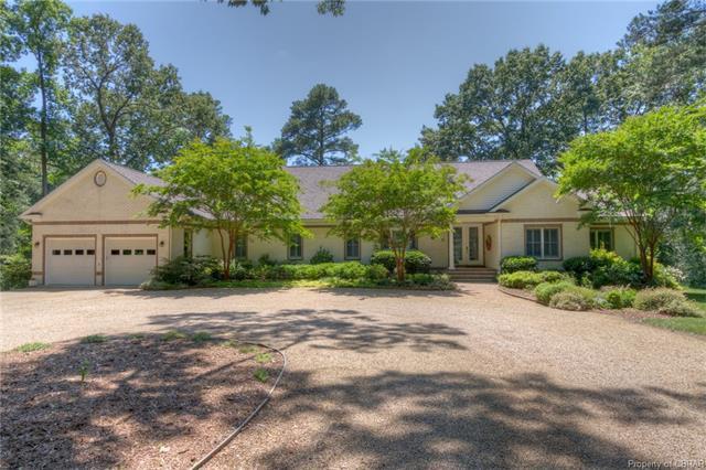 159 Laurel Lane, Heathsville, VA 22473 (#1808920) :: Abbitt Realty Co.