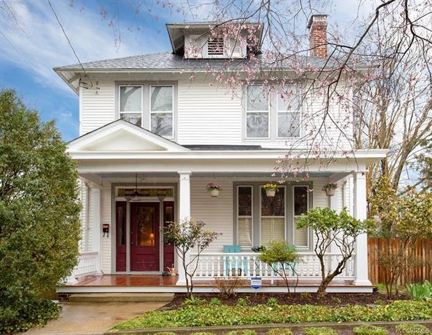 605 W 25th Street, Richmond, VA 23225 (#1808957) :: Resh Realty Group