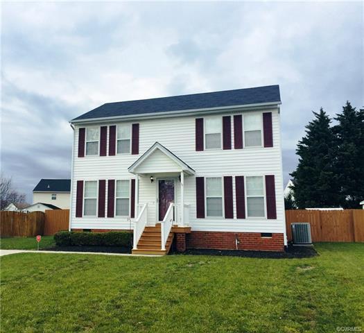 1206 Brushwood Avenue, Glen Allen, VA 23059 (#1809565) :: Resh Realty Group